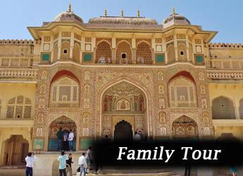 Jaipur family tour taxi