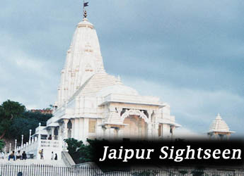 Jaipur sightseen taxi book