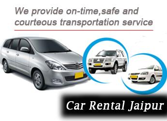 Car rental Jaipur