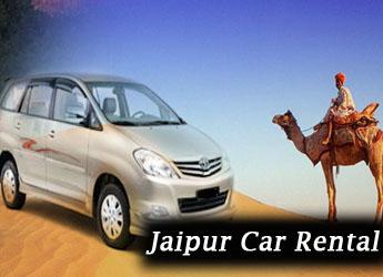 Jaipur car rental service